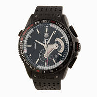 Часы мужские TAG Heuer Grand Carrera Calibre 36RS All Black, фото 1