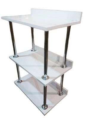 Тележка для маникюра (маникюрный передвижной столик) ТК-4