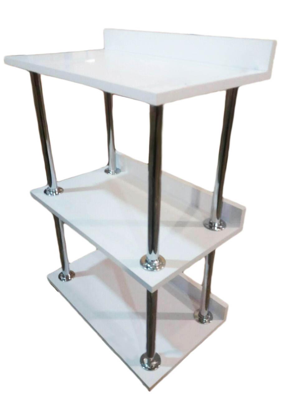 """Косметологічна Етажерка столик для манікюру і салонів краси """"ТК-4"""""""