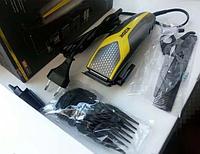 Распродажа. Машинка для стрижки в домашних условиях Rozia HQ-252. Для стрижки взрослых и детей