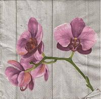 Салфетка для декупажа Орхидеи