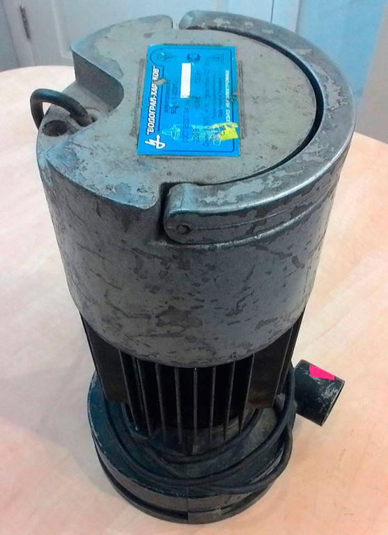 Ремонт поверхностного поливного насоса БЦ 1,1-20 У1,1