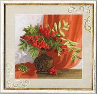 Набор для вышивки Золотое Руно СЖ-020 Красный натюрморт