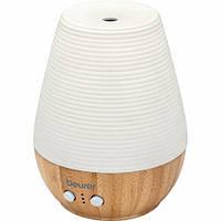 Арома лампа Beurer LA 40 (SK-1344) белый/бамбук (180мл)