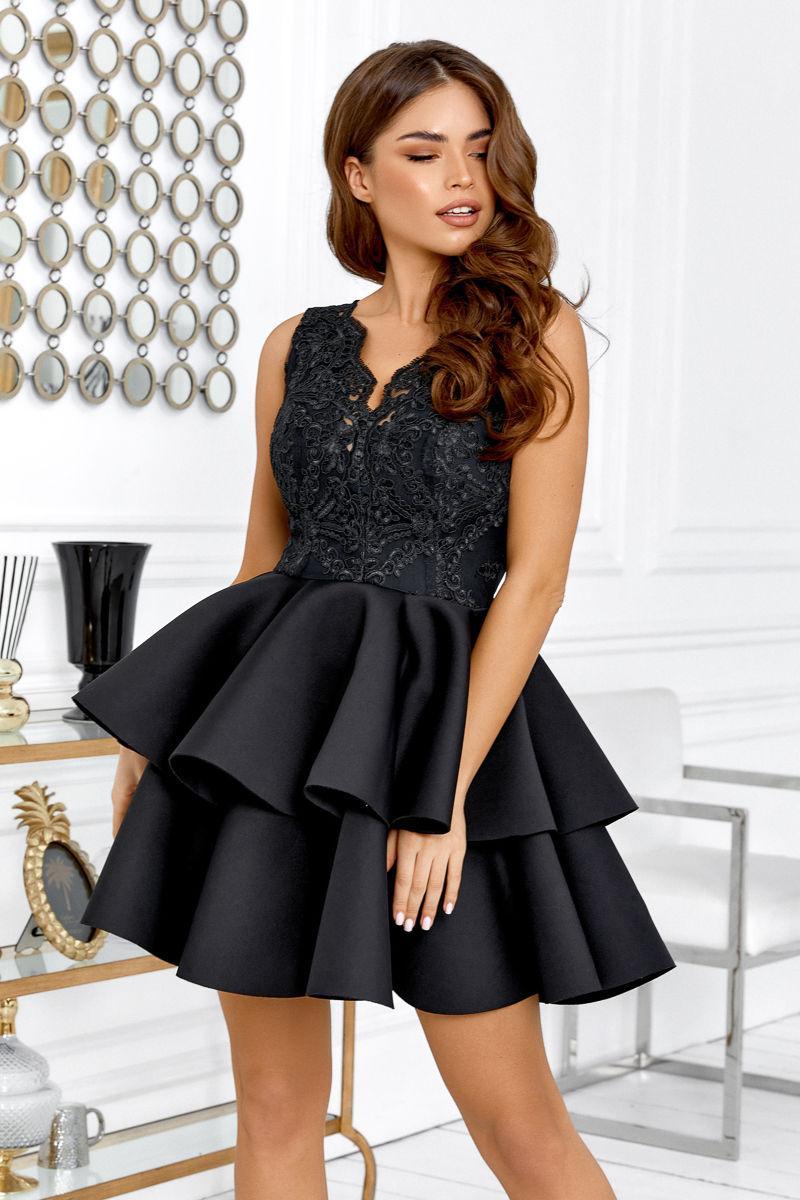 Коротке плаття на випускний 42,44,46 розмір