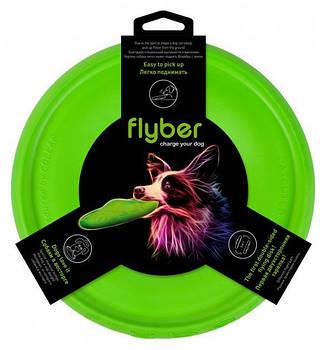 Игрушка для собак летающая тарелка (фризби) Collar Flyber 22 см