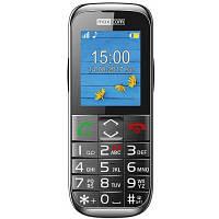 Мобильный телефон Maxcom MM720 Black (5908235972961)