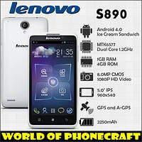 Смартфон Lenovo s890, фото 1