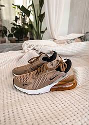 Кроссовки | кеды | обувь | тапки Nike Air Max 270 Brown