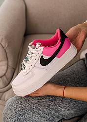 Nike Air Force 1 Low SE White/Pink
