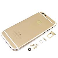 Корпус для Apple iPhone 6, Original, Золотистый /панель/крышка/накладка /айфон