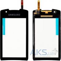Сенсор (тачскрин) для Samsung Monte S5620 Original Black