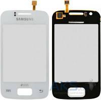 Сенсор (тачскрин) для Samsung Galaxy Y Duos S6102 White
