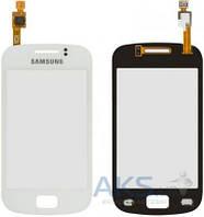 Сенсор (тачскрин) для Samsung Galaxy Mini 2 S6500 Original White