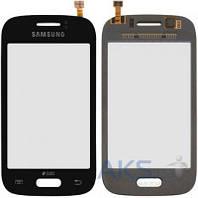 Сенсор (тачскрин) для Samsung Galaxy Young S6310, Galaxy Young S6312 Original Blue