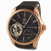 Часы мужские Tag Heuer Grand Carrera Pendulum Black Gold