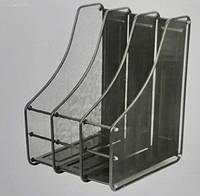 Лоток металлический вертикальный на 3 отделения