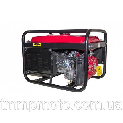 Генератор MG2500K-BiFuel (Газ-бензин), фото 2