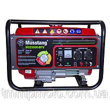 Генератор MG2500K-BiFuel (Газ-бензин)