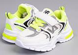 Кросівки для дівчинки СВТ.Т 21-25 розмір, фото 2