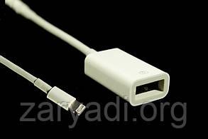 Адаптер для iPad 4/iPad mini, MD821ZM для подключения фотокамеры  /айпад