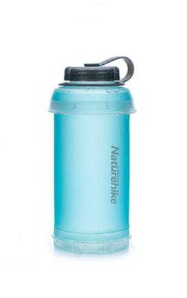 Фляга TPU folding bottle 0.75 л