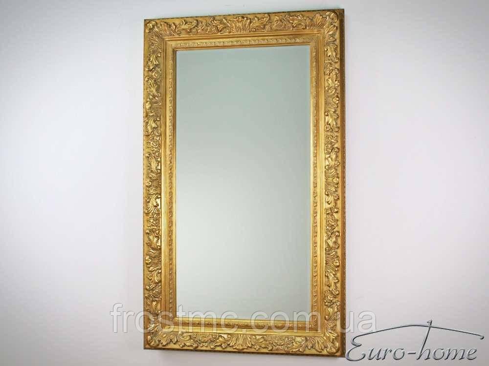 Зеркало 2313 90X150CM античное золото