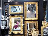 Зеркало 2313 90X150CM античное золото, фото 8