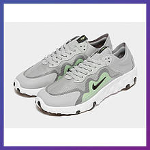 Чоловічі кросівки Nike Renew Lucent сірі для бігу. Найк Оригінал 46 розмір