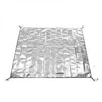 Коврик кемпинговый 20-FCD Multi-function PE aluminum L 180*200 см (NH)