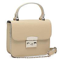 Жіноча шкіряна сумка Ricco Grande 1l623-beige