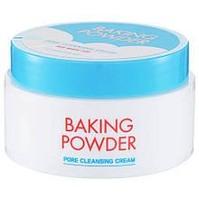 Крем для зняття макіяжу Etude House Baking Powder Cleansing Cream 180 мл (8806199454059)