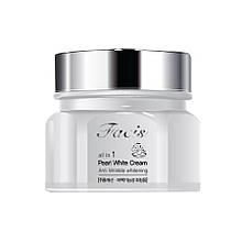 Освітлюючий крем для обличчя з перловим порошком Facis All-In-One Pearl Whitening Cream 100 мл