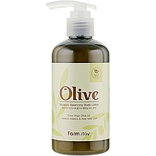 Увлажняющий лосьон для тела Farmstay Olive Moisture Balancing Body Lotion 250 мл