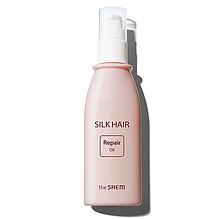 Восстанавливающее масло для волос The Saem Silk Hair Repair Oil 80 мл