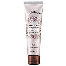 Питательный крем для рук и ног с маслом ши Etude House Hand Bouquet Rich Butter Hand & Heel Cream 100 мл