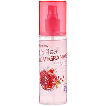 Мист для лица с экстрактом граната Farmstay It'S Real Pomegranate Gel Mist 120 мл (8809469771399)