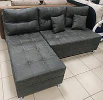 Уютный, мягкий уголок без боковин с полноценным спальным местом, в эксклюзивной оббивке.