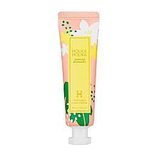 """Крем для рук """"Жасмин"""" Holika Holika Jasmine Bouquet Perfumed Hand Cream 30 мл (8806334375829)"""