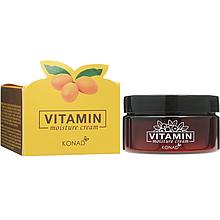 Зволожуючий вітамінний крем для обличчя Konad Vitamin Moisture Cream 50 мл (8809433722778)
