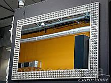 Зеркальная рамка со стразами LW-2031 80x120cm