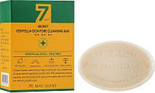Мыло для проблемной кожи May Island 7 Days Secret Centella Cica Pore Cleansing Bar 100 г