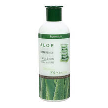 Зволожуюча емульсія для обличчя з алое FarmStay Aloe Visible Difference Fresh Emulsion 350 мл (8809514480283)
