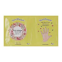 Поживна колагенова маска для шкіри рук Etude House Hand Bouquet Rich Collagen Hand Mask 16 р