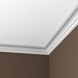 Карниз 6,50,101 с композиту для потолка Европласт, фото 2