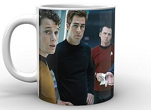 Кружка GeekLand Зоряний шлях Star Trek Зоряний шлях актори ST.02.008.954