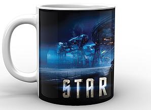 Кружка GeekLand Зоряний шлях Star Trek Зоряний шлях промо ST.02.009.005