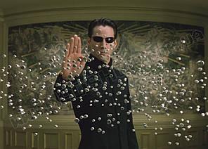 Картина 60х40 см Матриця The Matrix Годину DS553