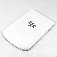 Задняя крышка для BlackBerry Q10, Original, Белая /панель/корпус/накладка /блекбери