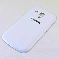 Задняя крышка для Samsung S7562 Galaxy S Duos, Original, Белая /панель/корпус/накладка /самсунг